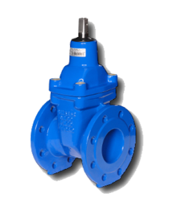 Hydraulic Resilient Seated Gate Valve