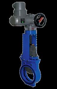 Bidirectional knife gate valve - Art 2905