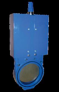 Bidirectional knife gate valve for underground application - Art 2006