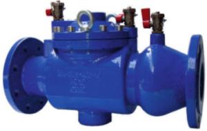 Antipollution check valve BA - Art. 1350