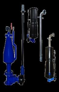 Valvola di sfiato kit per fognatura - Art 7090