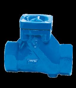 Ball check valve pn16 threaded - Art 6616 e 6626